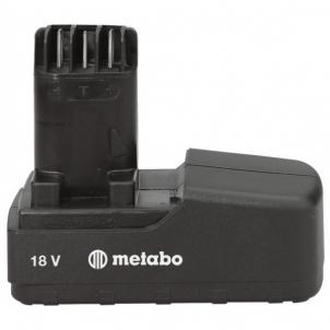 Akumuliatorinė baterija METABO 12V 2,0 Ah Įrankių baterijos ir krovikliai