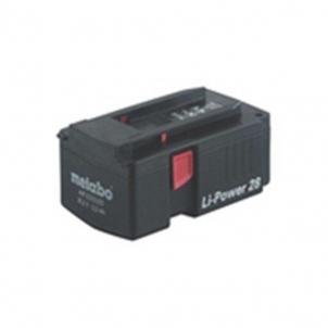 Akumuliatorinė baterija METABO 25,2V 3,0Ah Įrankių baterijos ir krovikliai