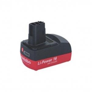 Akumuliatorinė baterija METABO Li-on 12V 2,2Ah Įrankių baterijos ir krovikliai