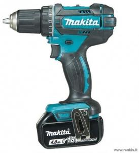 Cordless drill MAKITA DDF482RMJ