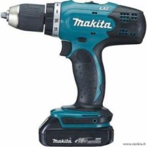 Cordless drill screwdriver MAKITA DDF453SYE