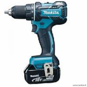 Cordless drill screwdriver MAKITA DDF480RMJ 18V 4.0Ah