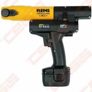 Akumuliatorinis presas REMS Mini-Press ACC Dn3/8-1.1/4 (10-40mm) Specializuoti elektriniai įrankiai
