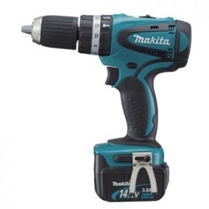 Cordless impact drill screwdriver Makita BHP440RFE Cordless drills screwdrivers