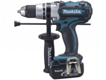 Cordless Impact Drill wrench Makita BHP454RFE