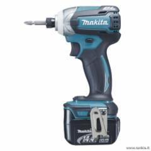 Cordless impact screwdriver MAKITA DTD 136 RMJ