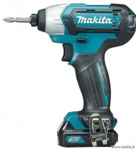 Cordless impact wrench MAKITA TD110DSAJ Cordless drills screwdrivers