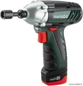 Cordless impact wrench METABO POWERMAXX SSD Cordless drills screwdrivers