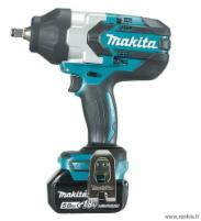 Cordless impact wrench MAKITA DTW1002RTJ Cordless drills screwdrivers