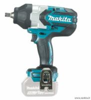 Cordless impact wrench MAKITA DTW1002Z Cordless drills screwdrivers