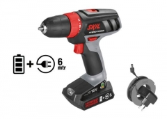 Cordless SKIL 2461AA 16V Hybrid Power Cordless drills screwdrivers