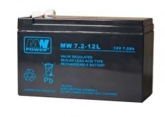 Akumuliatorius Ever MW POWER MW 7,2-12 UPS priedai