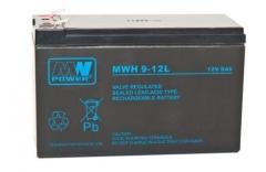 Akumuliatorius Ever MW POWER MWH 9-12 UPS priedai