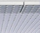 Akustinė plokštė Knauf Cleaneo FF 10/23 R (balta) 1998 x 1188 x 12,5 mm (2,373624 kv. m.)