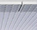 Akustinė plokštė Knauf Cleaneo FF 12/25 R (juoda) 1998 x 1188 x 12,5 mm (2,373624 kv. m.)