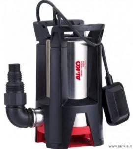 AL-KO Drain 10000 Inox Comfort panardinamas drenažinis siurblys purvinam vandeniui Dirt, water pumps