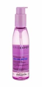Aliejukas plaukams L´Oreal Paris Expert Liss Unlimited Oil Cosmetic 125ml Plaukų stiprinimo priemonės (fluidai, losjonai, kremai)