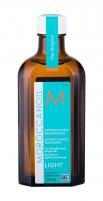 Aliejus pažeistiems plaukams Moroccanoil Treatment Light 125ml Plaukų stiprinimo priemonės (fluidai, losjonai, kremai)