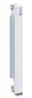 Aliuminio radiatorius HELYOS EVO 350, RAL 9016 The aluminium radiators