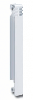 Aliuminio radiatorius HELYOS EVO 800, RAL 9016 The aluminium radiators
