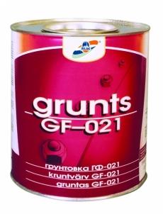 Alkidinis gruntas GF-021 0,9 l Statybiniai gruntai