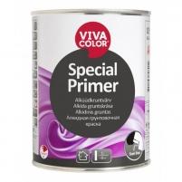 Alkidinis gruntas VIVACOLOR Special Primer AP 0.9l Statybiniai gruntai