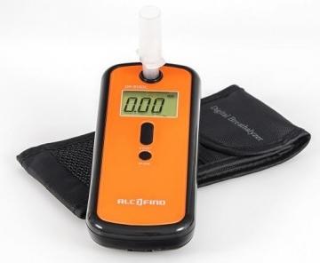 Alkotesteris AlcoFind DA8100L | fuel cell