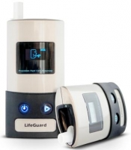 Alkotesteris Lifeloc Lifegard (Fuel Cell)