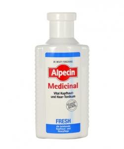 Alpecin Medicinal Fresh Scalp And Hair Tonic Cosmetic 200ml Kondicionieriai ir balzamai plaukams