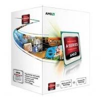 AMD A4 - 4000, dual core,  socket FM2, 3.0GHz, 1MB, 65W, BOX