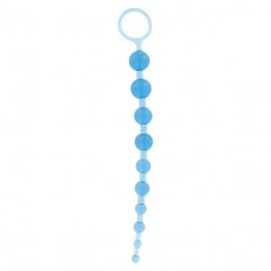 Analiniai kamuoliukai Thai Toy - Mėlyni