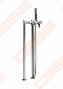 Ant grindų montuojamas vonios/dušo maišytuvas ROCA Loft Dušo maišytuvai