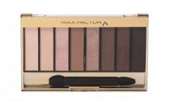 Antakių gelis Akių šešėliai Max Factor Masterpiece 01 Cappuccino Nudes Nude Palette 6,5g Shadow for eyes