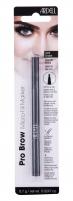 Antakių pieštukas Ardell Pro Brow Dark Brown Micro-Fill Marker Eyebrow Pencil 0,7g Akių pieštukai ir kontūrai