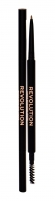 Antakių pieštukas Makeup Revolution London Precise Brow Pencil Light Brown Eyebrow Pencil 0,05g Akių pieštukai ir kontūrai