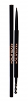 Antakių pieštukas Makeup Revolution London Precise Brow Pencil Medium Brown Eyebrow Pencil 0,05g Akių pieštukai ir kontūrai