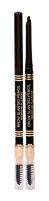Antakių pieštukas Max Factor Brow Slanted Pencil 05 Black Brown Eyebrow Pencil 1g Akių pieštukai ir kontūrai