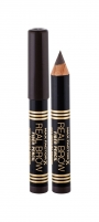 Antakių pieštukas Max Factor Real Brow 003 Medium Brown Eyebrow Pencil 1,7g