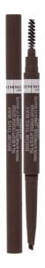 Antakių pieštukas Rimmel London Brow This Way 002 Medium Brown Fill & Sculpt 0,25g Akių pieštukai ir kontūrai