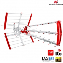Antena Maclean MCTV-910 DVB-T TV Directional Aerial Antenna Freeview LTE High Gain TV antenos