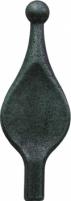 Nozzle kv 12 A013, L06AG027 Wrought metal nozzles