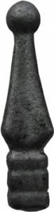 Nozzle kv 40 A020-3, L06AG047 Wrought metal nozzles