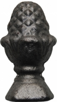 Nozzle kv 40 konkorėžis, L07SH009 Wrought metal nozzles