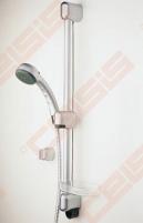 Antikalkinis masažinis dušo komplektas ORAS Sensiva (satinas)