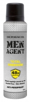 Antiperspirantas Dermacol Men Agent Total Freedom 150ml 48H Dezodorantai/ antiperspirantai