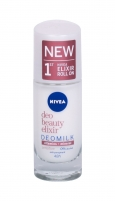 Antiperspirantas Nivea Deo Beauty Elixir Deomilk Sensitive Antiperspirant 40ml Roll-on Dezodorantai/ antiperspirantai
