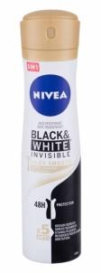 Antiperspirantas Nivea Invisible For Black & White Silky Smooth 150ml 48h Dezodorantai/ antiperspirantai