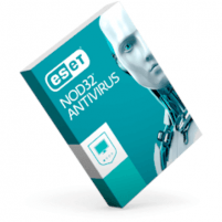 Antivirusinė programa Eset NOD32 Antivirus 11, New licence, 1 year(s), License quantity 2 user(s), BOX Antivirus software