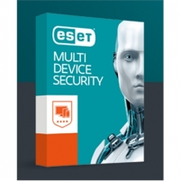 Antvirusinė programa Eset Multi-Device Security Pack, New electronic licence, 1 year(s), License quantity 5 user(s) Antivirusinė programinė įranga
