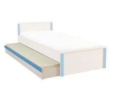 Apatinė lova Caps LOZ/85D Baldų kolekcija Caps